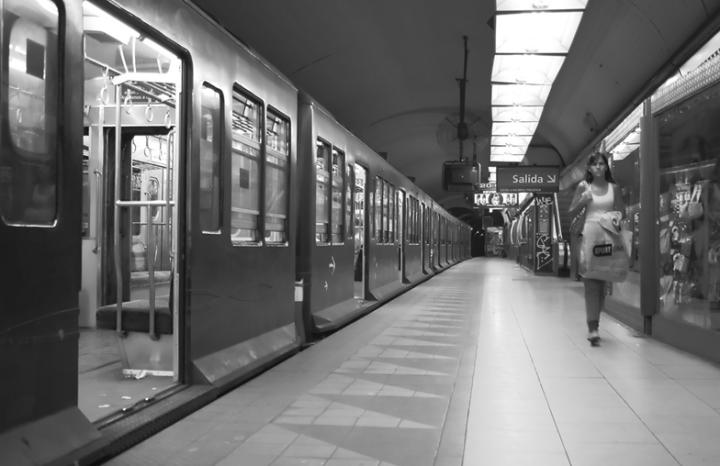 La chica del metro… Parte2
